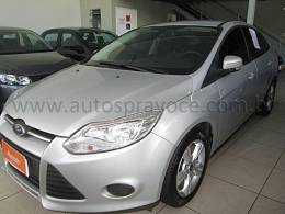 Foto do veículo da marca FORD e modelo FOCUS SEDAN .