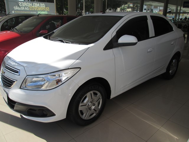 CHEVROLET PRISMA LT 1.0 MPFI 8V FLEX 4P MANUAL