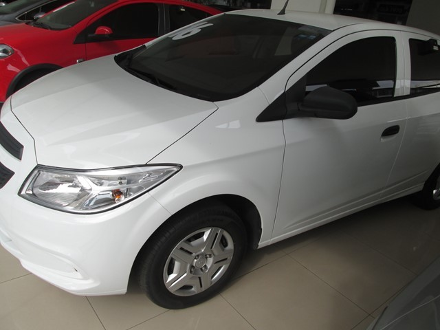 CHEVROLET ONIX LS 1.0 MPFI 8V FLEX 4P MANUAL