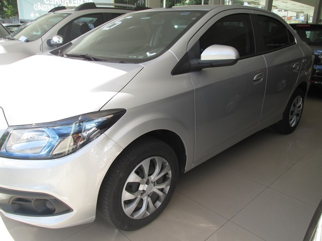 CHEVROLET PRISMA LT 1.4 MPFI 8V FLEX 4P MANUAL