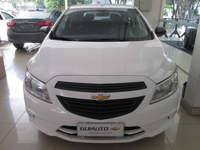 CHEVROLET ONIX JOY 1.0 MPFI 8V FLEX 4P MANUAL