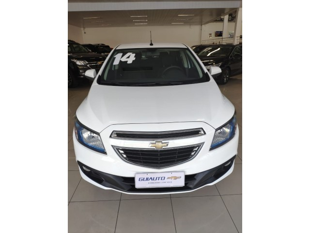 CHEVROLET ONIX LTZ 1.4 MPFI 8V FLEX 4P MANUAL